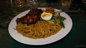 Javanese food.