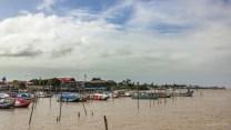 Boat Park at Parika Stelling