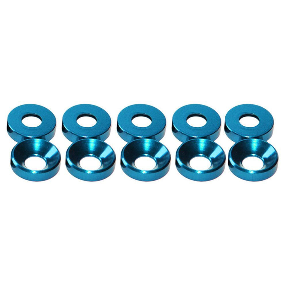 Teal Blue-gx-products-accent-washers