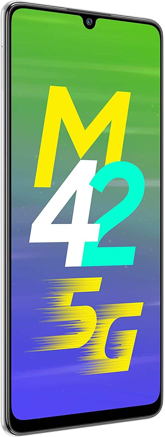 samsung galaxy m42 review in India