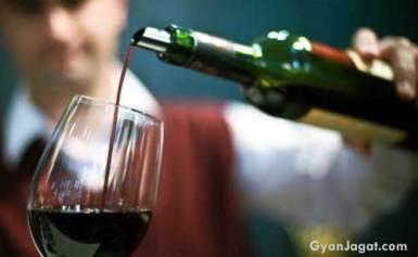 चरक के अनुसार शराब के फायदे!