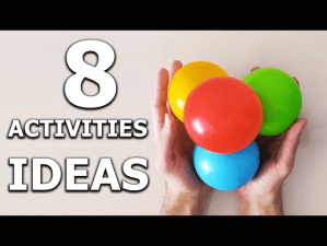 Preschool Learning Activities For 3-Year-Olds At Home - Kids Activities