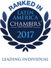 Chambers & Partners - Leading Individual