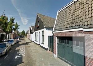 De Tollensstraat ligt aan de rand van het centrum van Hengelo. Foto via Google Maps.