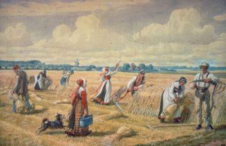 Hvedehøst