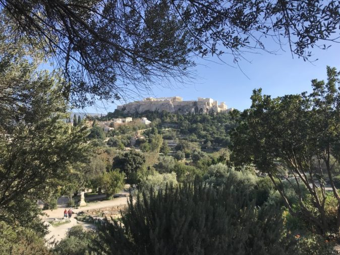 Pathenon foto gyllintours