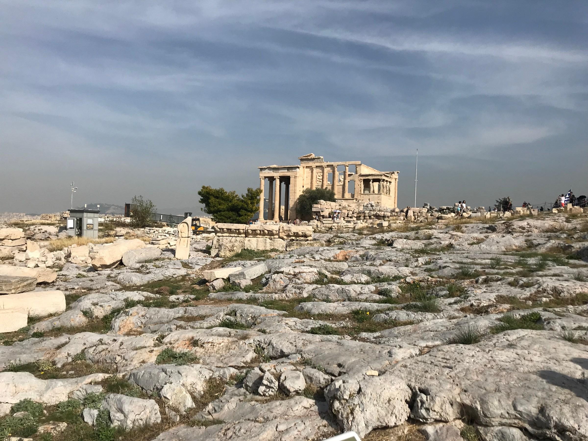 Akropolis foto av gyllintours