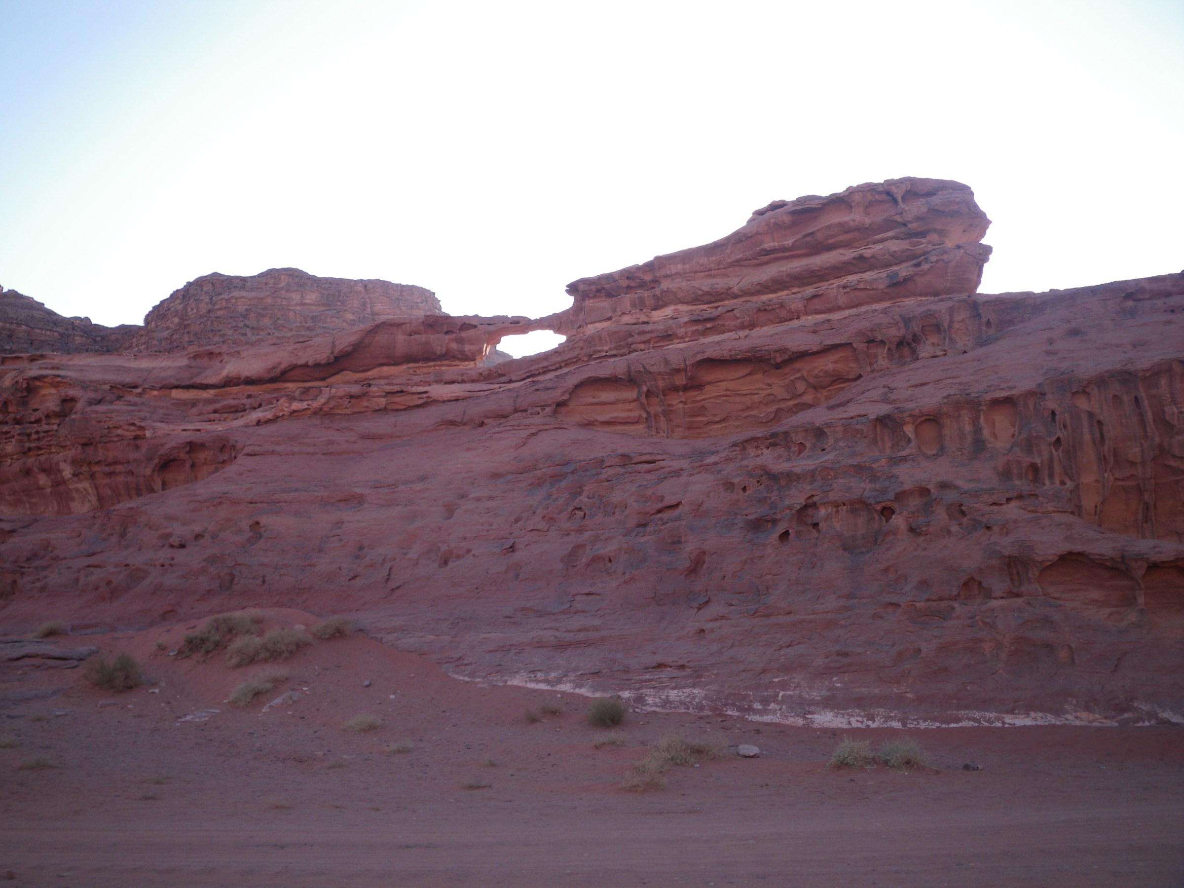 Gyllintours i öknen Wadi rum