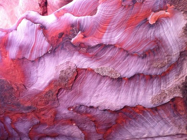 ådror i klippa