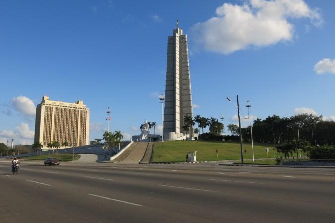memorial Jose Marti