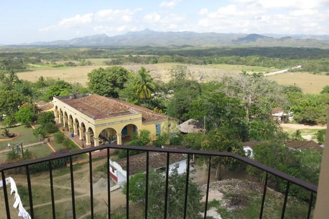 utsikt från sockerbaronens torn