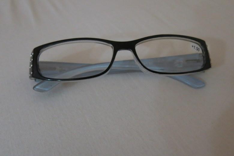 läsglasögon