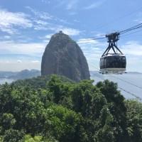 Sockertoppen - en av världens mest kända linbana
