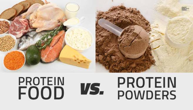 food vs shake- best time to drink protein shakes