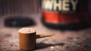 on whey protein side effects
