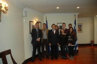 Greek empassy Ankara February 2015