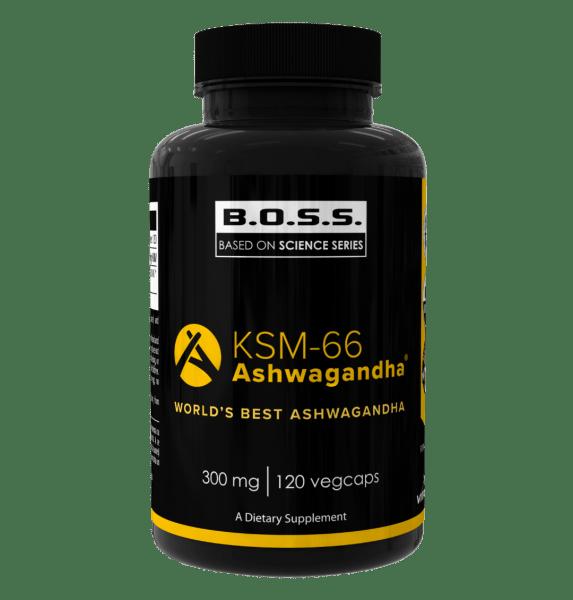 ashwagandha ksm- 66 pierdere în greutate