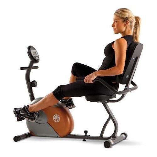 Marcy 709 Recumbent Exercise Bike #ad