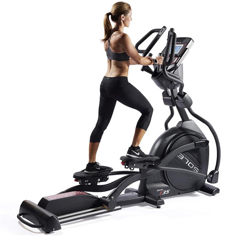 Sole Fitness E35 Elliptical Machine  (Paid Link)