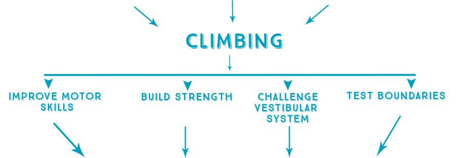climbing benefits