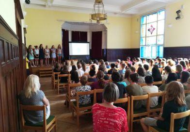 Občanská aktivita neumřela ani na gymnáziu