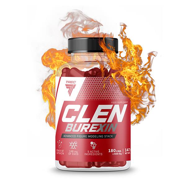 Fettforbrenning Clenburexin