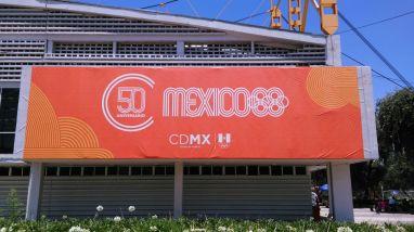 Juegos Olímpicos México '68 | Gym Center