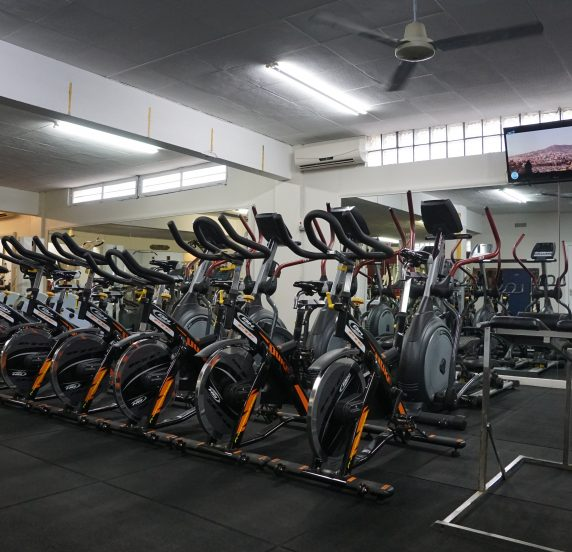 accueil gym club provence