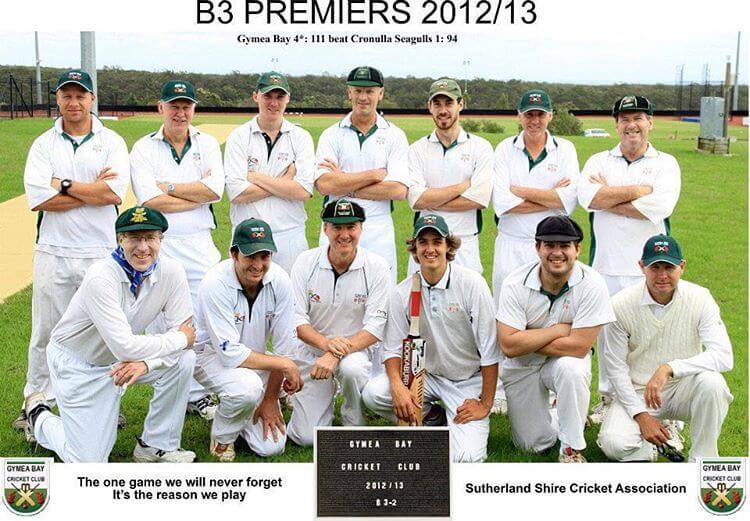 B3 Premiers 2012/13