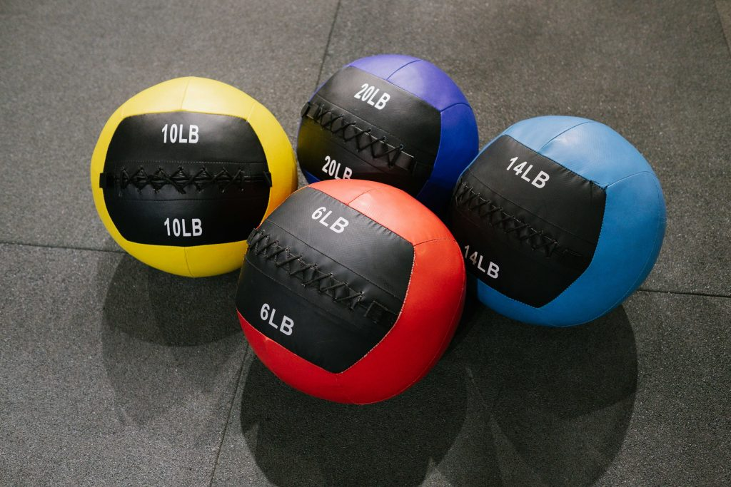 medicine ball functional trainin