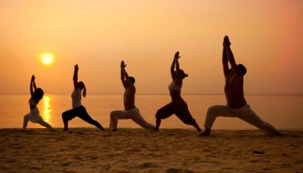 Do yoga classes work?