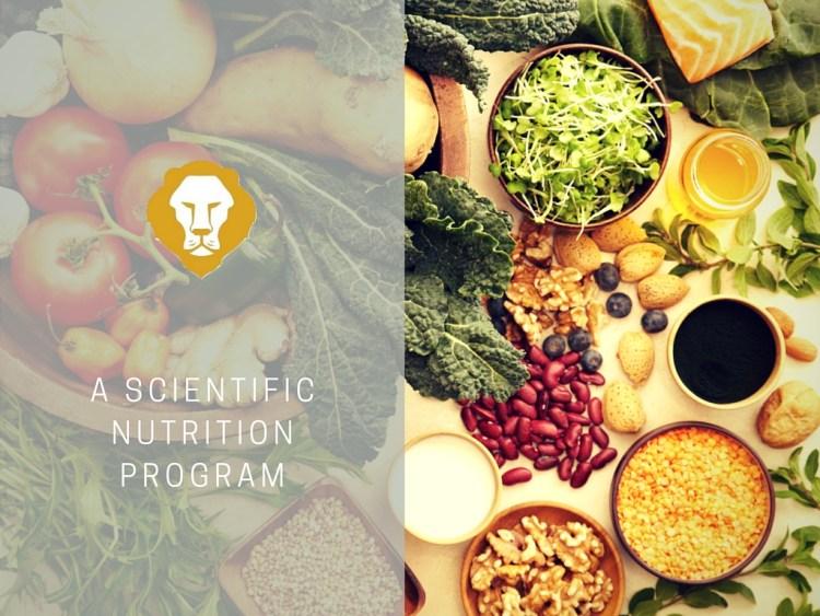 A Scientific Nutrition Program