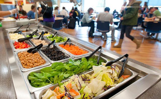 10 free corporate wellness ideas gymlion for Food bar health