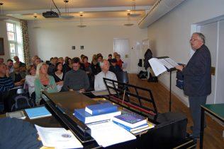 Foredrag i musikhistorie, Ry Højskole 2009