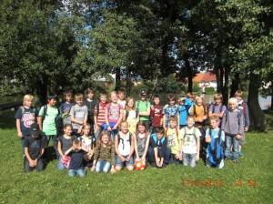 Wandertag Klasse 5a 2012