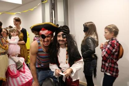 Fasching2018-Piraten unter sich