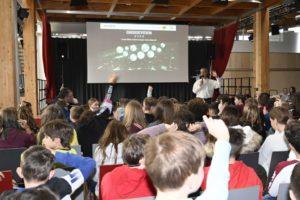 Energievision 2050 - eine Veranstaltung, die schmeckt