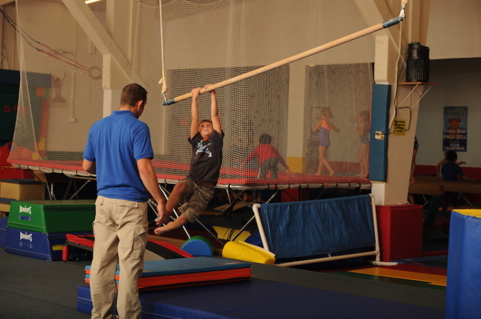 Acton Gymnastics Classes