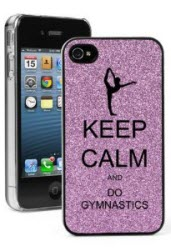 gymnastics gift cell phone case