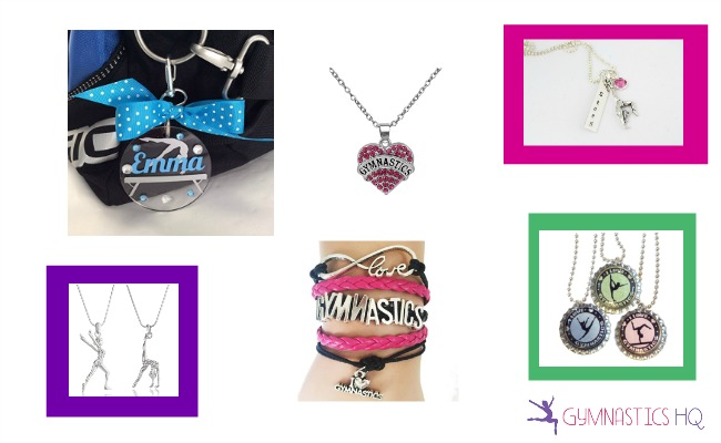 gymnastics gifts jewelry