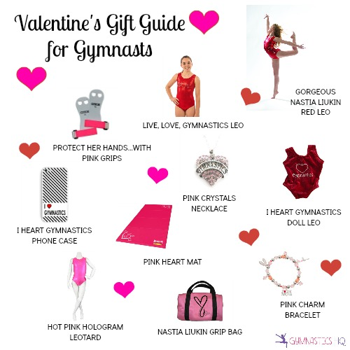 valentines day gifts for gymnasts