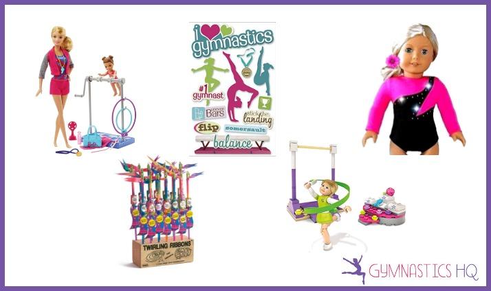 gymnastics gifts toys