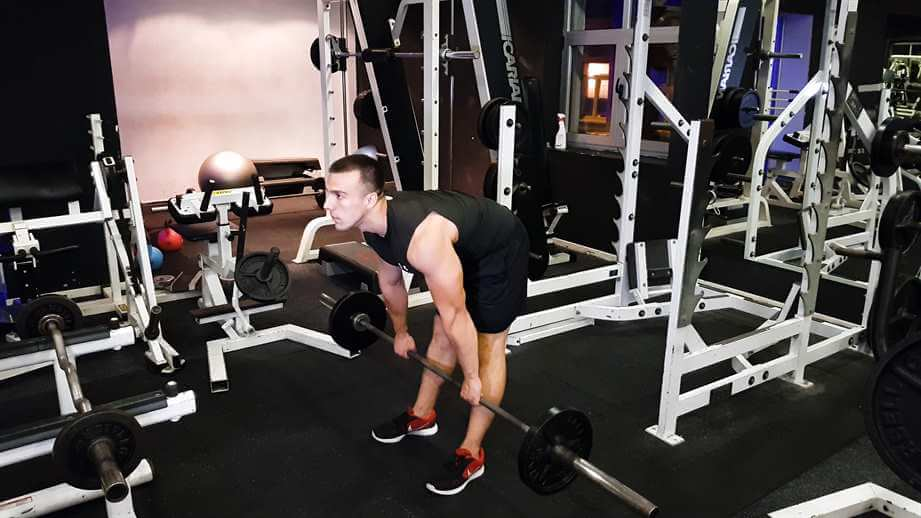 Read more about the article Stiff Legged Deadlifts