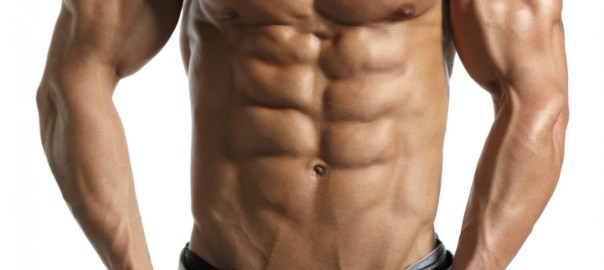 Abs 6 pack stomach