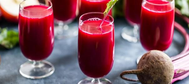 Beet juice for stamina