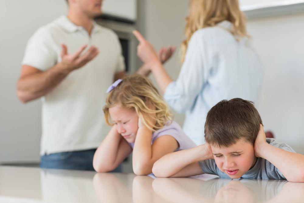 Απομεινάρια ενός διαζυγίου