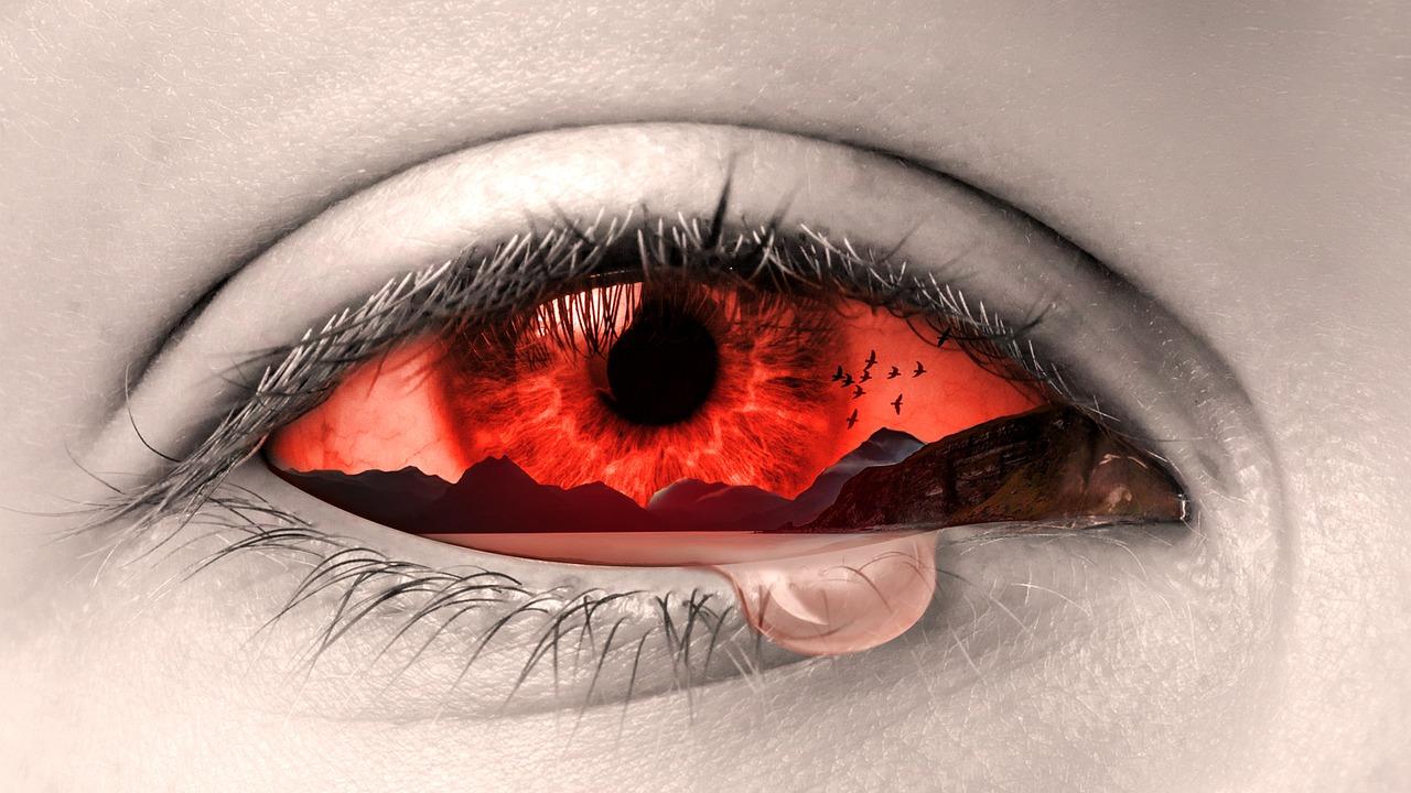 Τα δάκρυα της λύτρωσης