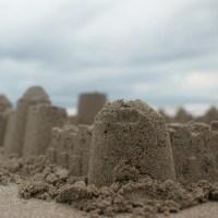 Κάστρο στην άμμο