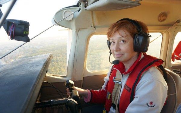 Για τις γυναίκες πιλότους