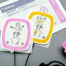 Defibrilator accessories (Electrodes, Papers...)